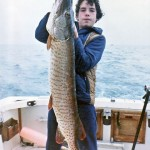 musky fishing photos
